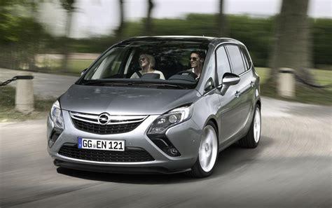 Opel Zafira Tourer by 2014 Opel Zafira Tourer Details And Photos Machinespider