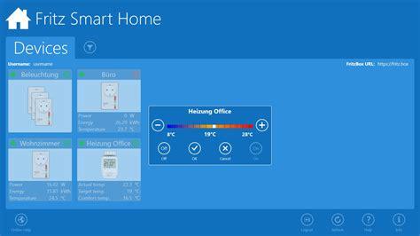 fritz smart home  windows