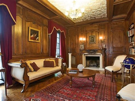 See more ideas about victorian rooms, victorian, design. Victorian room fully paneled walls wainscoting | Gothic ...
