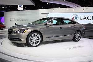 2017 Buick LaCrosse - Picture 656380 | car review @ Top Speed