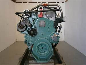 2003 Detroit Series 60 Engine  06r0747540  430 Hp  872 275