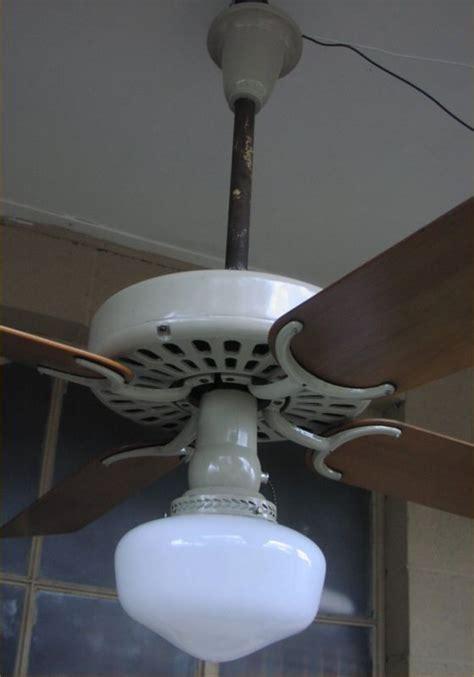 vintage hunter ceiling fans 60s hunter 22046 ceiling fan post 1950 vintage