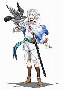 The Heroic Legend Of Arslan Anime U0026 39 S Character