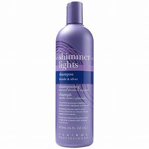 Clairol Professional Conditioning Shampoo For Blonde