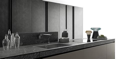 Modern And Fitted Designer Italian Kitchens