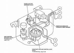 No Vacuum At Egr Pump 92 Accord Ex Auto
