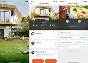 Gardena Smart App : gardena smart system garten app endlich f r das iphone x optimiert ~ Eleganceandgraceweddings.com Haus und Dekorationen