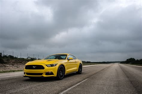 hennessey performance  ford mustang gt hpe