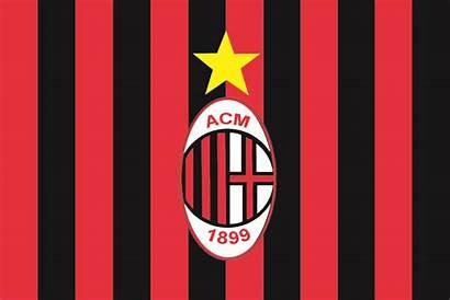 Milan Bandiera Bandiere Sportive Segnalazione Eventi