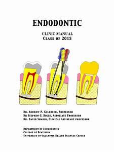 Endodontic  Clinic Manual