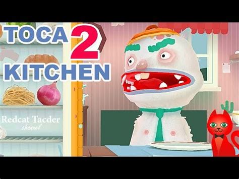 toca boca kitchen let s play toca kitchen 2 toca kitchen 2 walkthrough