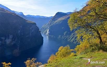 Wallpapers Fjords Fjord Norway Norwegian Western