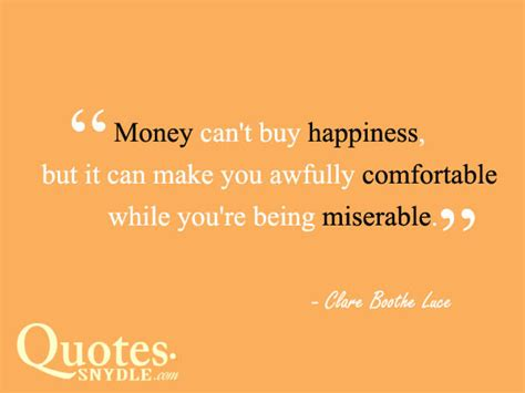 quotes  money  happiness  quotes
