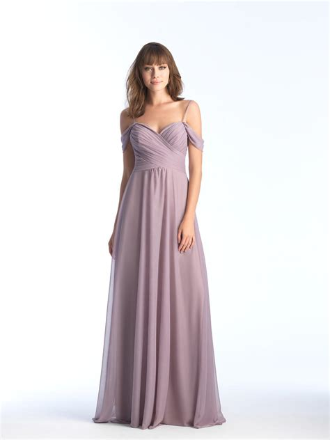 allure 1567 off the shoulder bridesmaid dress french novelty