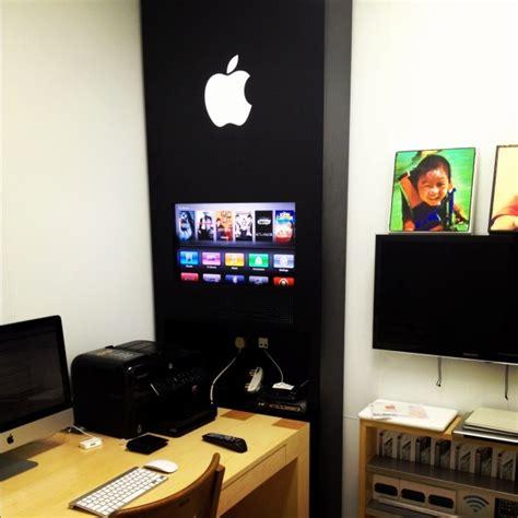 bureau apple bureau ressemble 224 une boutique apple macqu 233 bec