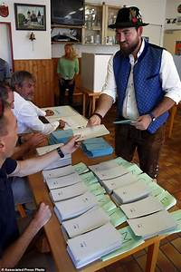 Bavarian voters punish Merkel allies in state election ...