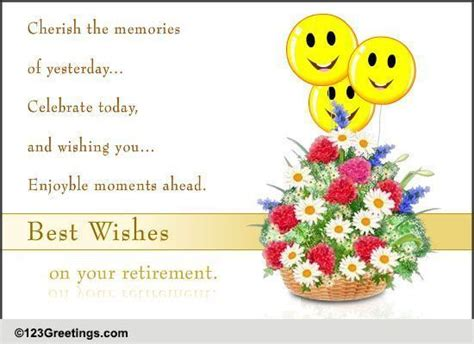 retirement wishes  colleagues images