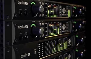 Universal Audio Apollo Audio Interface Tops Our Poll — Pro ...