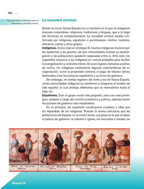 edf si e social historia 4o grado by rarámuri page 132 issuu