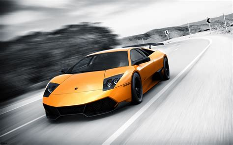Cars Wallpaper Hd : Lamborghini Murcielago Lp670 4 Sv Wallpaper