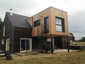 agrandissement bois sur pilotis wx22 jornalagora With agrandissement maison sur pilotis