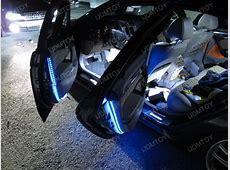 Acura TL LED map, dome lights, side door lights, LED strip