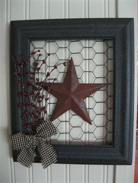 diy wire frame christmas decorations diy rustic decor do it yourself tutorials and primitives