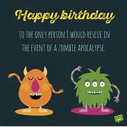 Funny Birthday Wishes ...