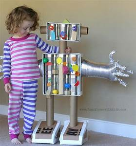 13 Robot Crafts Your Kids Will Beg to Make - Artsy Craftsy Mom
