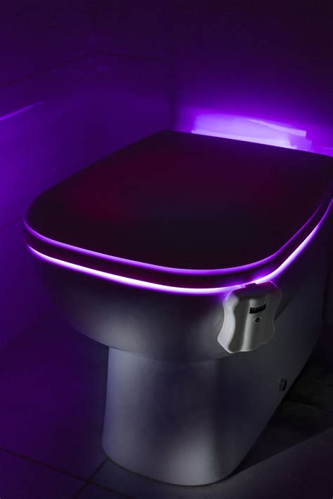 motion activated night light auraglow colour changing led motion activated sensor