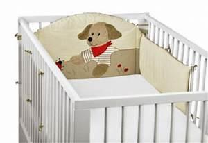 Tour Lit Bébé : sterntaler tour de lit chien hanno doudouplanet ~ Teatrodelosmanantiales.com Idées de Décoration