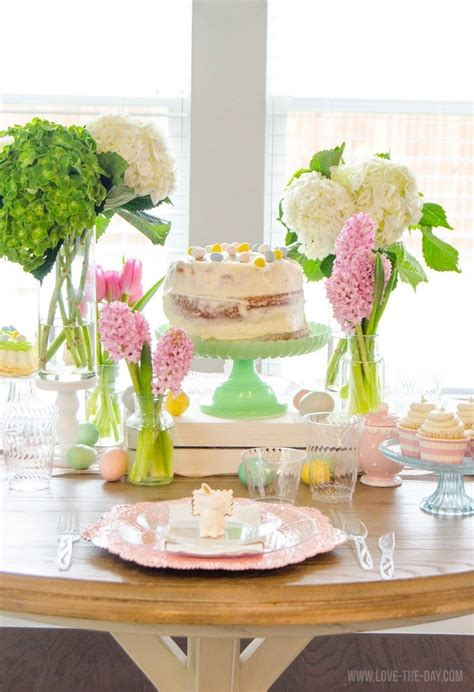 Decorating Ideas For Easter by Easy Easter Table Decorating Ideas By Lindi Haws Of