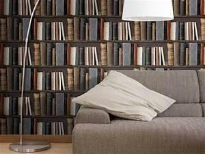 Papier Peint Trompe L Oeil Brique : papier peint trompe oeil leroy merlin ~ Premium-room.com Idées de Décoration