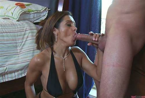 Classy Girlfriend And Male Blowing #Milf #Giving #Blowjob