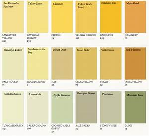 Dulux Yellow Colour Chart Farrow Ball Colors Matched To Benjamin Moore Interiors
