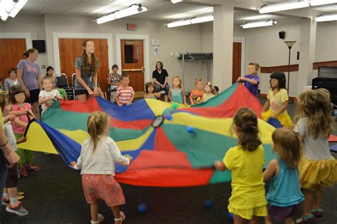 Music is amazing for all ages, especially for kids. Music and Movement at the Library - ALSC Blog