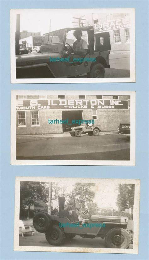 Old Images   eWillys   Page 27