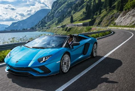 2018 lamborghini aventador s roadster wallpaper porsche poder 225 assumir controle da lamborghini jornal do carro estad 227 o