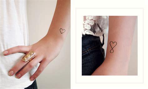 temporary love tattoos  valentines day