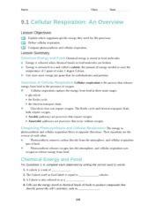 bio 9 1 notes daniel demeo 9 1 outline cellular