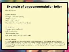 Letter Of Recommendation Mark Bourgeois Letters Of Recommendation Reference Letter Of Recommendation For A Company Reference Letter From The Alberta Chmber Of Commerce Executives