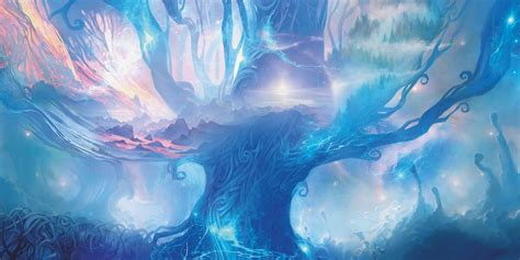 Magic: The Gathering's World Tree Card Really Ought to Be ...