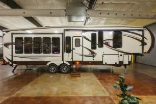 new 2015 346rets rear living room luxury 5th fifth wheel
