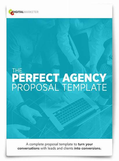 Proposal Template Agency Rfp Perfect Templates Response