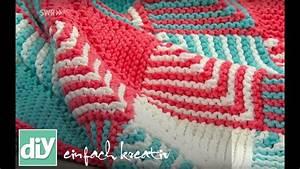 Decke Stricken Patchwork : plaids stricken mit patchwork technik diy einfach ~ Watch28wear.com Haus und Dekorationen