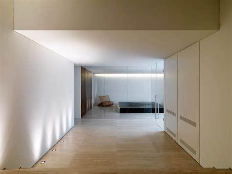 interior glass walls minimalist interior renovation in tuscany by victor vasilev