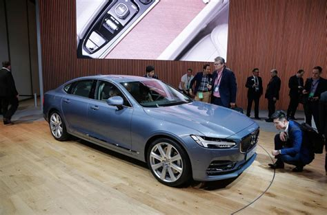 New Volvo S90 2016 Pricing Announced Autocar