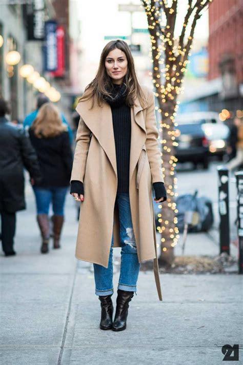 10 Formas De Usar Un Abrigo Beige  Cut & Paste  Blog De Moda