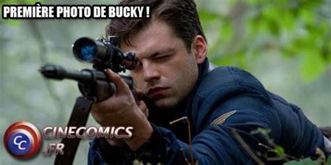 image  bucky barnes  captain america  sniper