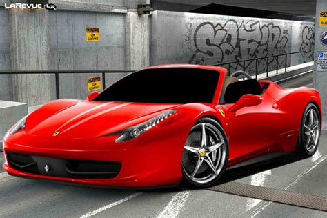 458 Italia Spyder by Road Cars Are Used As A Symbol Of Luxury And Wealth